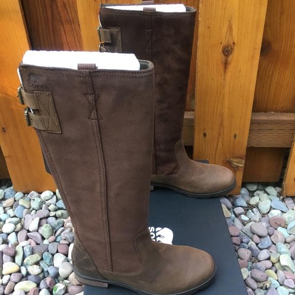Sorel Womens Emelie Tall Boots